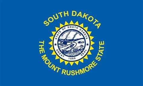 south dakota state flag coloring pages south dakota
