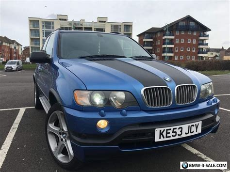 bmw 4 6 is for sale 2003 bmw x5 for sale in united kingdom