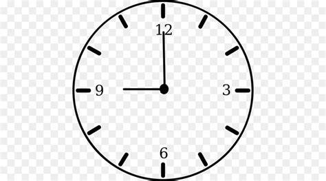 gambar jam dinding kartun hitam putih orion gambar