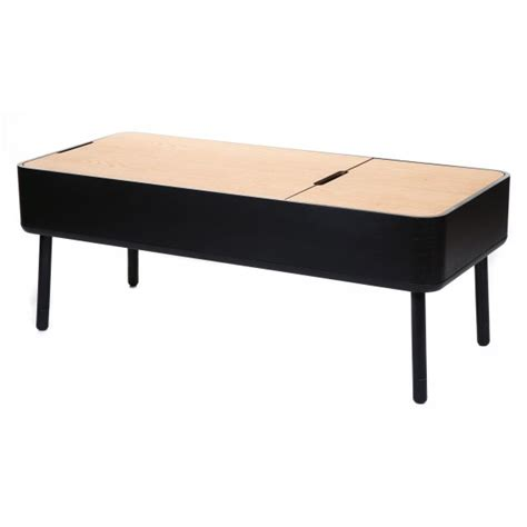 buy stil scandinavian multi use black coffee table from
