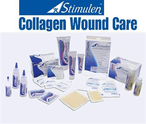 Stimulen Collagen Gel wound care