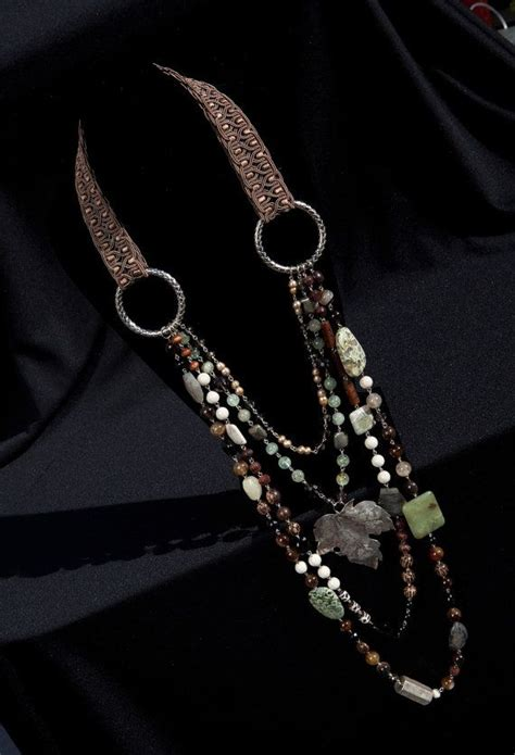Mixed Chain Kalung 1000 images about multistrand necklace on