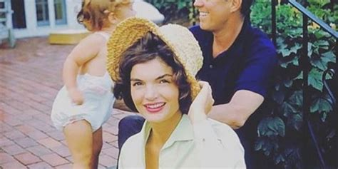 jackie os lookalike jackie kennedy s granddaughter is