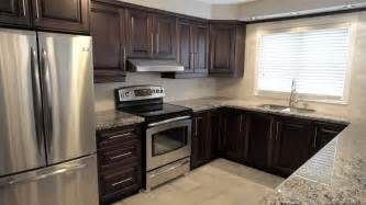 Maple Kitchen Cabinets Pictures Well Built Custom Cabinets Maple Espresso Kitchen