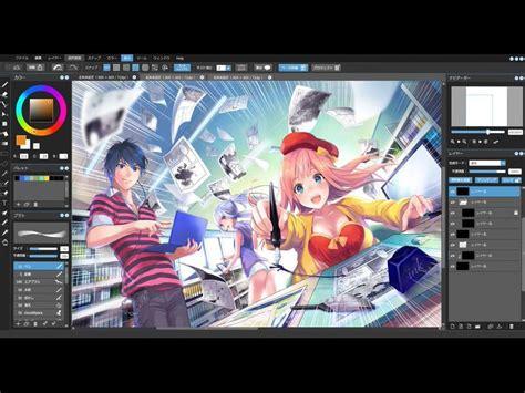 medibang paint medibang paint pro el software ideal para la creaci 243 n de