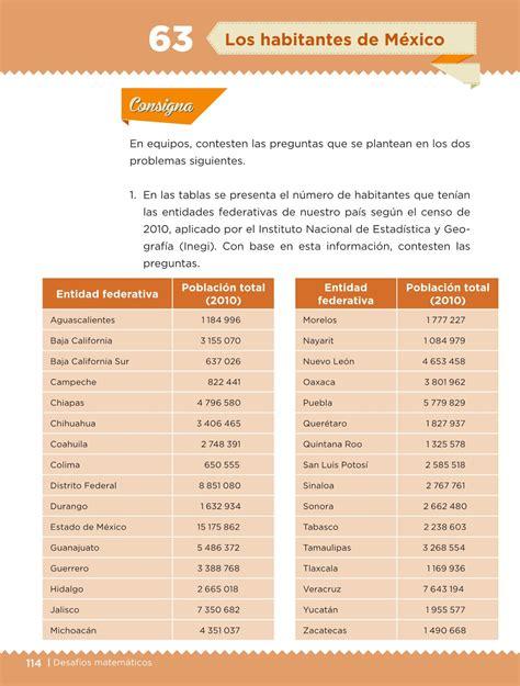 pagina contestada 109 de desafios matematicos quinto grado desaf 237 os matem 225 ticos libro para el alumno cuarto grado