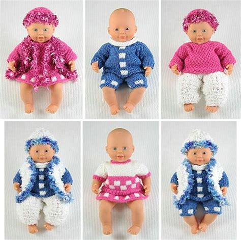 free knitting patterns for dolls clothes and toys free baby doll knitting patterns small breien