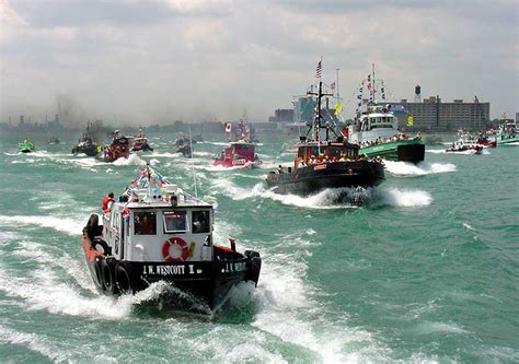 airbnb marine lines the international tugboat race on the detroit river