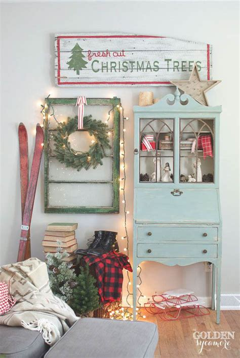 rustic home decor pinterest 45 most pinteresting rustic christmas decorating ideas