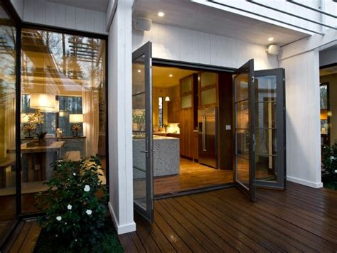 Patio Doors That Fold Open Photo Page Hgtv