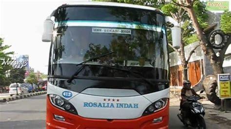 lorena vs rosalia indah mercedes benz bus rosalia indah youtube