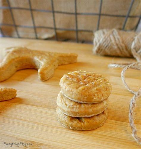puppy milk recipe treat recipe peanut butter cookies