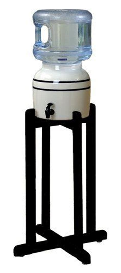 Water Crock Floor Stand by Ceramic Water Crock Dispenser Classic White