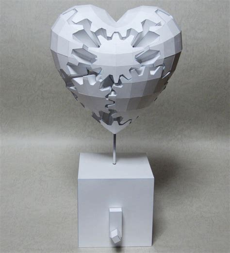 Gear Papercraft - topic gear by haruki nakamura rob ives
