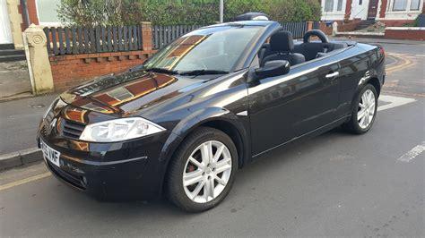 renault megane 2005 black 2005 renault megane 16v black cabriolet convertible coupe