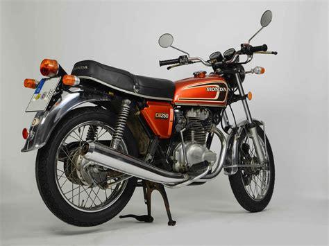honda cb 250 honda cb 250 k 1967 1976 meistverkaufte 250er maschine
