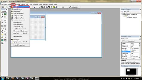 membuat form login sederhana dengan vb 6 0 cara membuat form login sederhana pada vb 6 0 ode s blog