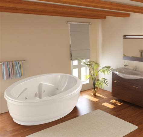 Free Standing Jetted Bathtub by Hydrosystems 7244 Free Standing Air Tub Jetted Tub