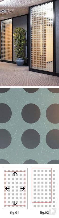 Sichtschutzfolie Fenster Punkte by Ifoha Kreise Punkte