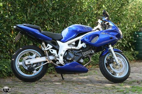 Suzuki Sv650s Specs 2002 Suzuki Sv650s Blue Id 15048