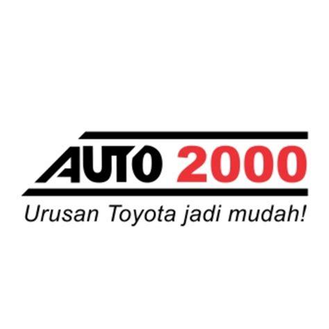Auto 2000 Logo Vector Coreldraw Blog Stok Logo