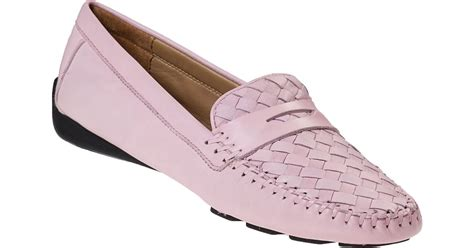 pink leather loafers robert zur loafer seashell pink leather in pink