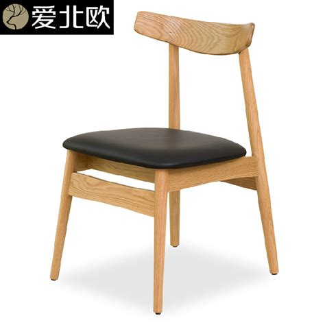 white oak wood chairs retro study chair dining chair solid wood white oak chair