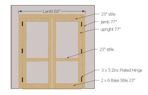 4 Sided Bookshelf Shed Doors Build A Shed Door