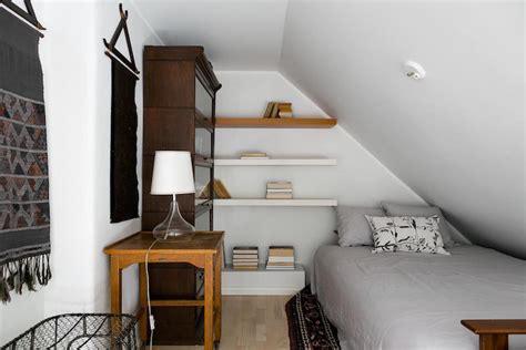 Interior Design Attic Bedroom by Interior Desing In An Attic Apartment