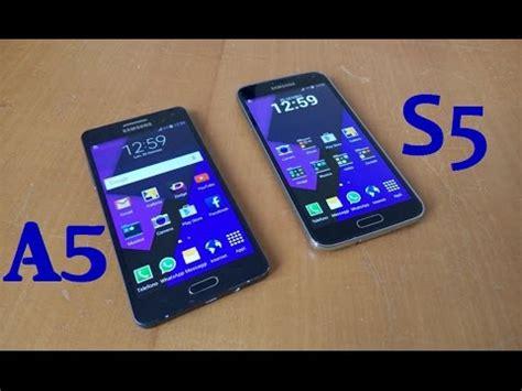 Samsung A5 Vs S5 Samsung Galaxy A5 Vs S5 La Sfida Di Theciasti