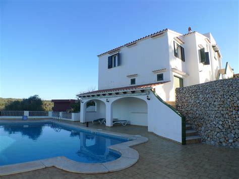 comprare casa a minorca vendesi splendido chalet indipendente con piscina privata