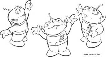 toy story alien coloring pages coloring pages