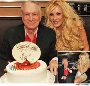 Hef Celebrates His 81st Birthday In Style At The Palms by Hugh Hefner Birthday Boy Toofab