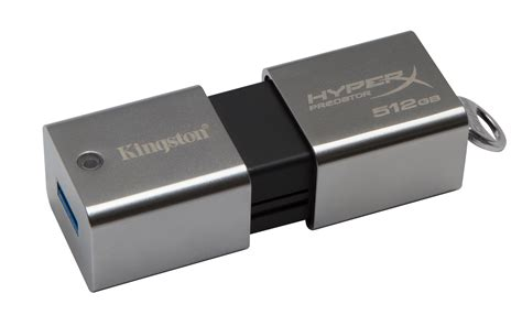 Usb Kingston datatraveler hyperx predator 512gb 1tb kingston
