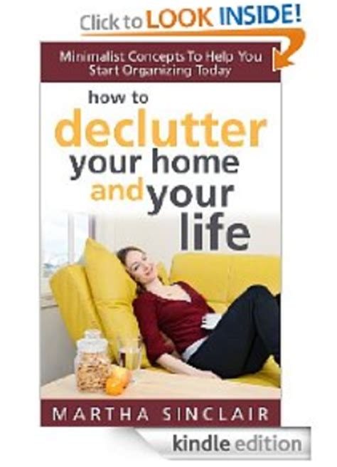 minimalism your declutter journey starts here books free ebook how to declutter your home and your