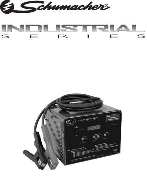 schumacher battery charger xc10 schumacher battery charger inc 800a user guide