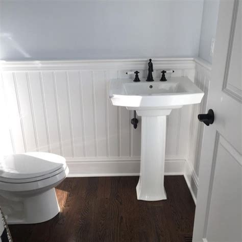 bathroom with wainscoting ideas 60 wainscoting ideas unique millwork wall covering and
