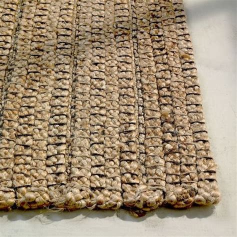 painted jute rug west elm jute rug maybe some rugs like this in the mudroom heavy duty stand up to traffic