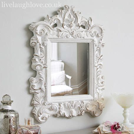 french style mirror shabby chic mirror vintage mirror wall mirror painted mirror cool