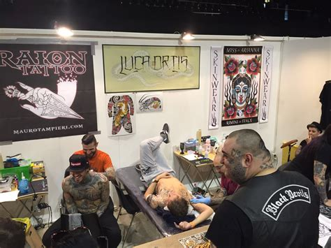 tattoo expo zaragoza 2016 8 9 10 04 2016 tattoo expo bologna unipol arena