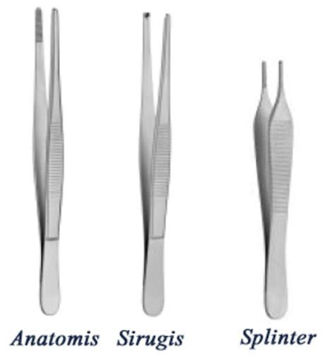 Alat Pinset minor surgery set alat bedah minor hecting set tokoalkes