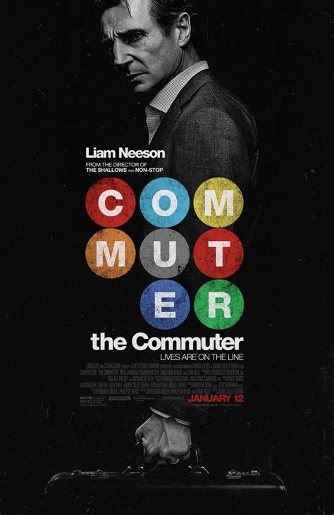 Dvd The Commuter 2018 the commuter dvd release date april 17 2018