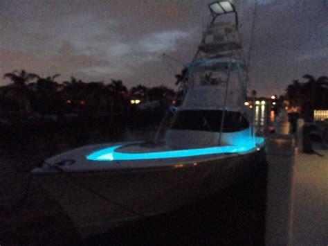boat hull gunnel multi color under gunnel lights the hull truth boating