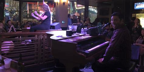 top piano bar songs top 10 places for karaoke in las vegas guide to vegas