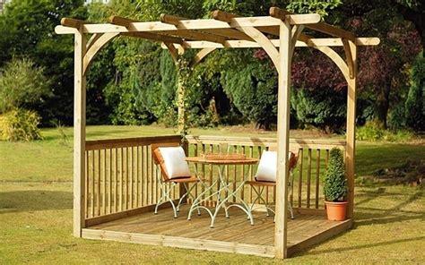gazebo in legno fai da te gazebo in legno arredo giardino installare gazebo in legno