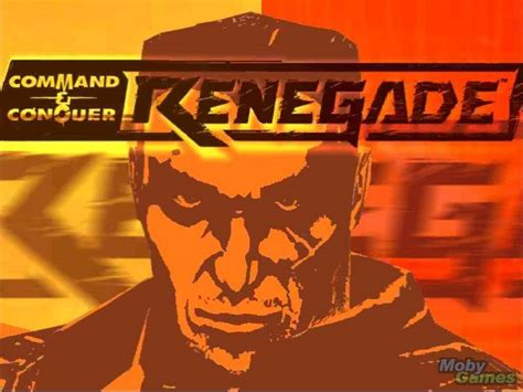 conquer my command conquer renegade windows my