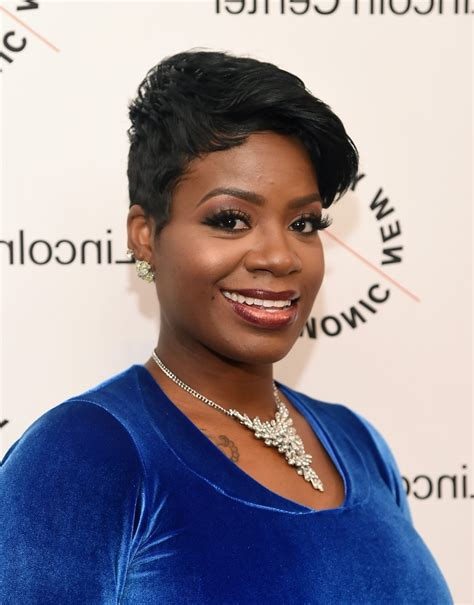 Fantasia Barrino Hairstyles by Fantasia Hairstyles Fade Haircut