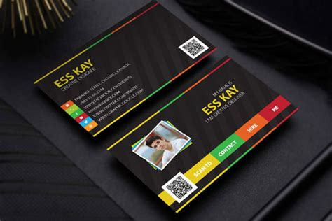 Personal Business Cards Templates Free by 31 Free Business Card Mockup Psd Templates Psd Stack