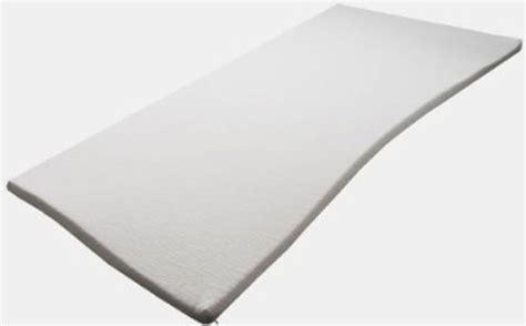 viscoelastische matratzen viscoelastische matratzen visco auflage mit bezug