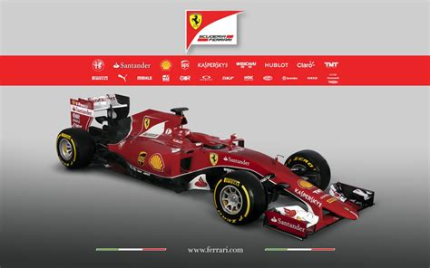 Scuderia Ferrari F1 by 2015 Scuderia Ferrari Formula 1 Wallpapers Hd Wallpapers